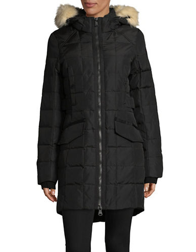 Pajar Phoenix Quilted Jacket-BLACK-Large