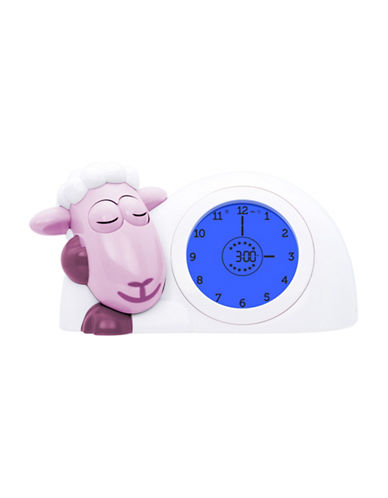 Zazu Lamb Sleeptrainer and Nightlight-PINK-One Size