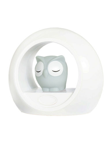 Zazu LOU Nightlight with Sound Activation-GREY-One Size