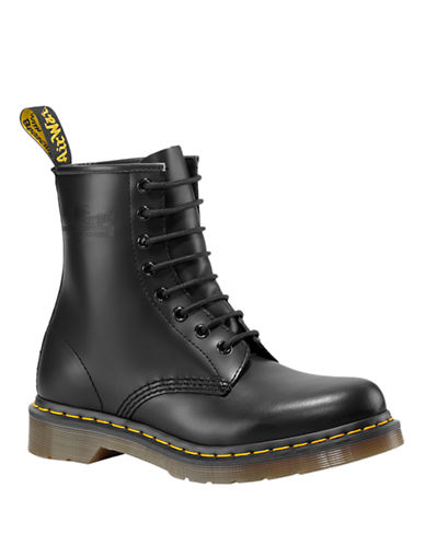 Dr. Martens 1460 Boot Smooth-BLACK-UK 8/US 9