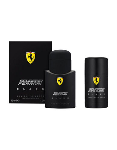 Ferrari Scuderia Black Two-Piece Fragrance Set-0-One Size
