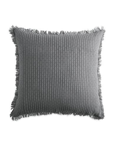 Dkny Pure Comfy Cotton Euro Sham-GREY-European