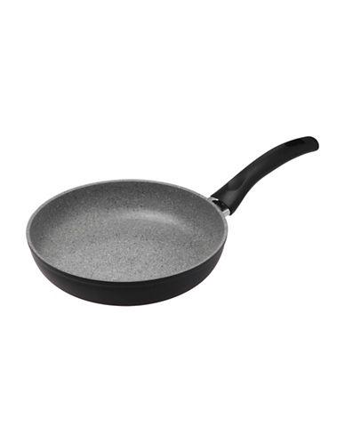 Ballarini 12.5-Inch Rialto Granitium Frying Pan-GREY-12.5