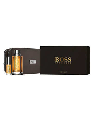 Hugo Boss Boss The Scent Three-Piece Gift Set-NO COLOUR-One Size