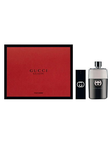 Gucci Guilty Pour Homme Gift Two-Piece Set-NO COLOUR-One Size