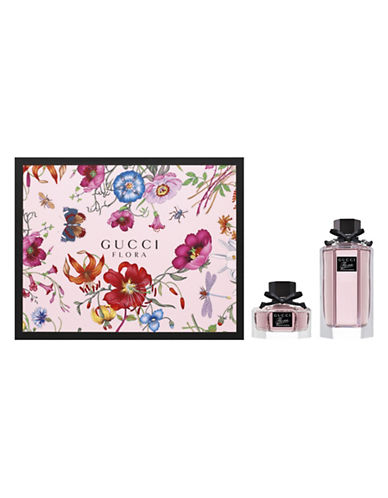Gucci Flora Gorgeous Gardenia Two-Piece Holiday Gift Set-0-100 ml