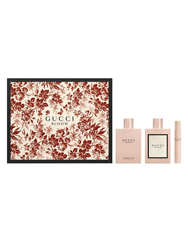 Gucci Bloom Three-Piece Holiday Gift Set-0-100 ml