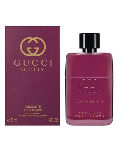 Gucci Guilty Absolute Pour Femme Eau de Parfum-NO COLOUR-50 ml