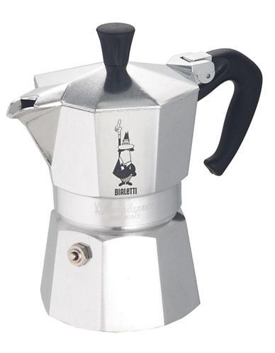 Bialetti Moka Express 3 Cup-SILVER-One Size