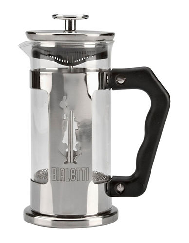 Bialetti 0.35 L French Press-SILVER-One Size