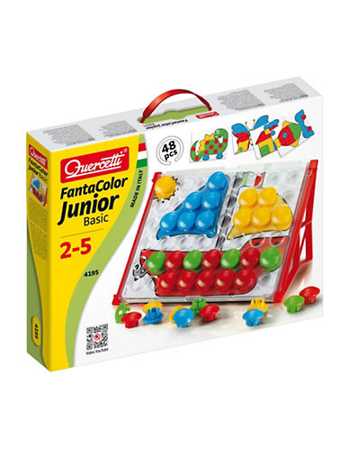 Quercetti Fantacolor Junior Basic-MULTI-One Size