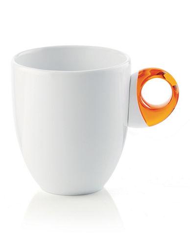 Guzzini Gocce Coffee Mug-ORANGE-One Size