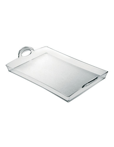 Guzzini Happy Hour Clear Tray-CLEAR-One Size