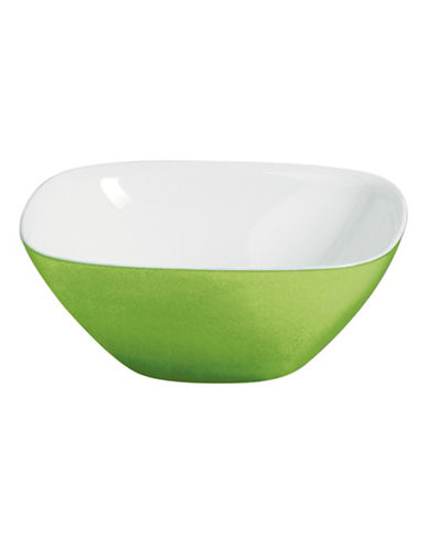 Guzzini Nine-Inch Vintage Bowl-GREEN-One Size