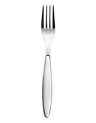 Guzzini Two-Tone Dinner Fork-WHITE-One Size