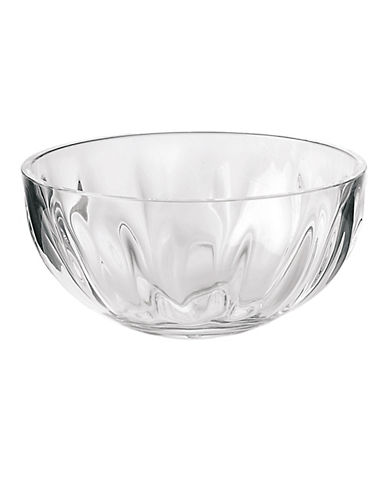 Guzzini Small Aqua Bowl-CLEAR-One Size