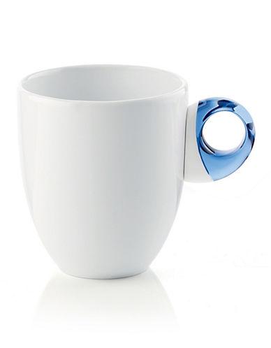 Guzzini Gocce Coffee Mug-BLUE-One Size
