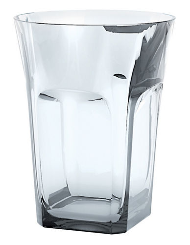 Guzzini Belle Epoque Double Old Fashioned Glasses-CLEAR-One Size