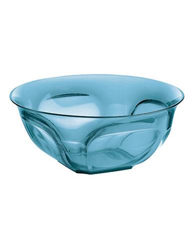 Guzzini Belle Epoque 11.5-Inch Salad Bowl-BLUE-One Size