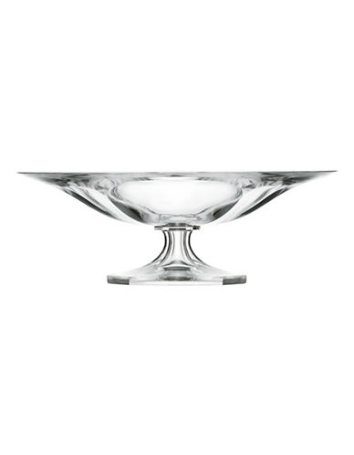 Guzzini Belle Epoque Footed Fruit Bowl-CLEAR-One Size