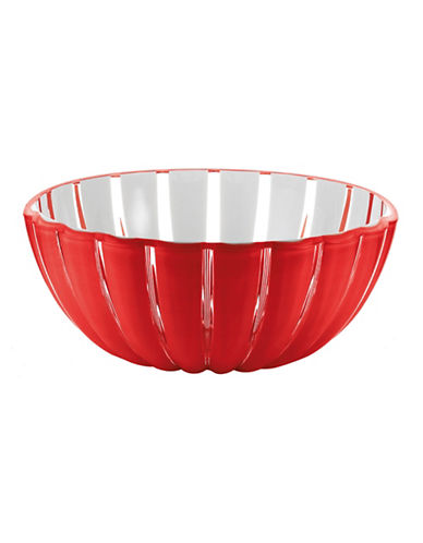 Guzzini Grace 4.75-Inch Bowl-RED-One Size