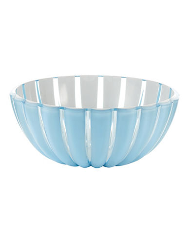 Guzzini Grace 9.75-Inch Salad Bowl-BLUE-One Size