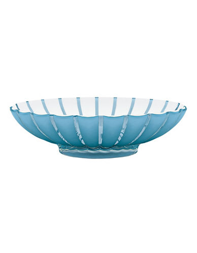 Guzzini Grace Centrepiece Bowl-BLUE-One Size
