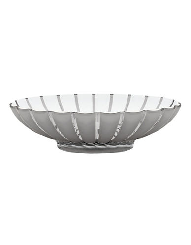 Guzzini Grace Centrepiece Bowl-GREY-One Size