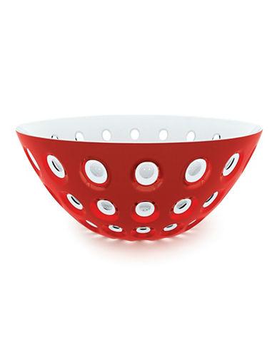 Guzzini Le Murrine Bowl-RED-One Size