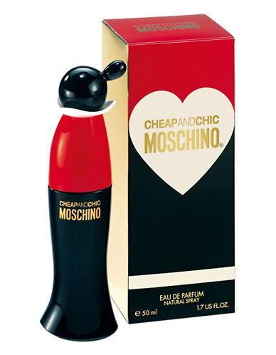 Moschino Cheap and Chic Eau De Parfum Spray-NO COLOUR-50 ml