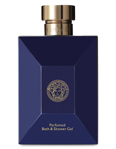 Versace Pour Homme Dylan Blue Bath and Shower Gel-NO COLOUR-250 ml