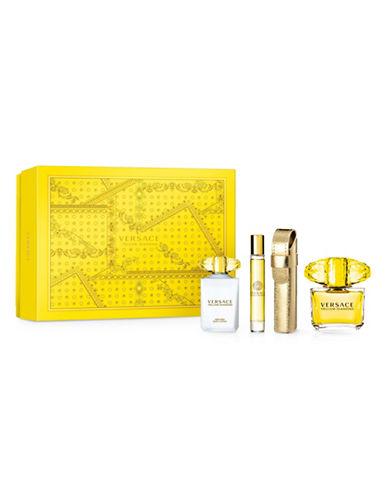 Versace Four-Piece Yellow Diamond Set-0-90 ml