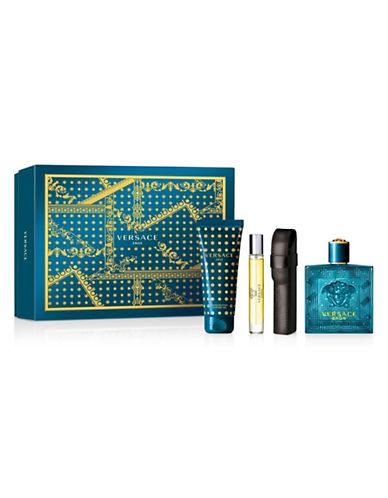 Versace Four-Piece Eros Pour Homme Set-0-100 ml