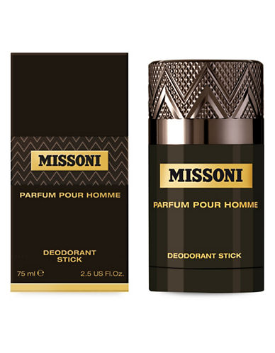 Missoni Missoni Pour Homme Deodorant-NO COLOUR-75 ml