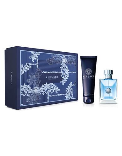 Versace Two-Piece Versace Pour Homme Fragrance Set-NO COLOR-100 ml