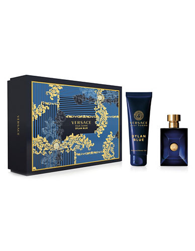 Versace Two-Piece Dylan Blue Fragrance Set-NO COLOR-100 ml