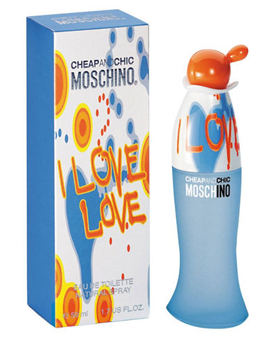 Moschino I Love Love Eau De Toilette Spray-NO COLOUR-50 ml