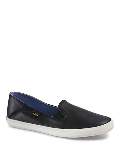 Keds Crashback Leather Sneakers-BLACK-7