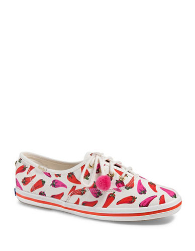 Keds Womens Chili Pepper Sneakers-CREAM-6