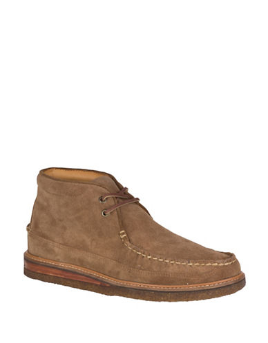 Sperry Crepe Leather Chukka Boots-BEIGE-11