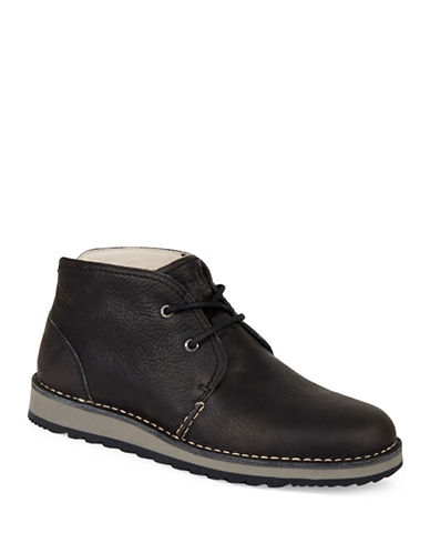 Sperry Dockyard Chukka Boots-BLACK-13