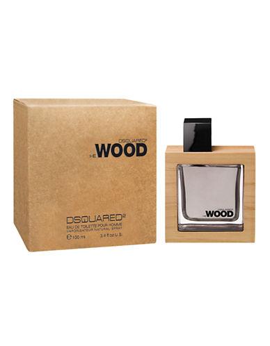 Dsquared2 He Wood Eau de Toilette Spray-NO COLOUR-100 ml