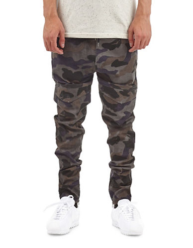I Love Ugly Zespy Camo Pants-BLACK-XX-Large 88710217_BLACK_XX-Large