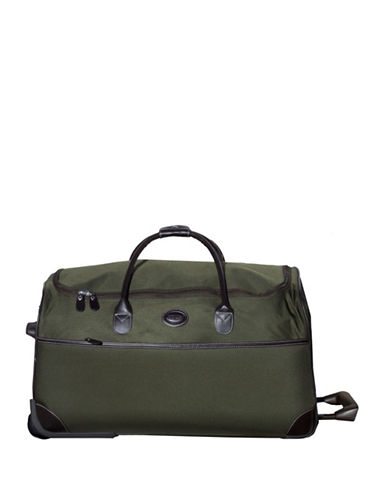 BricS Pronto 28 Inch Rolling Duffle-FOREST-28
