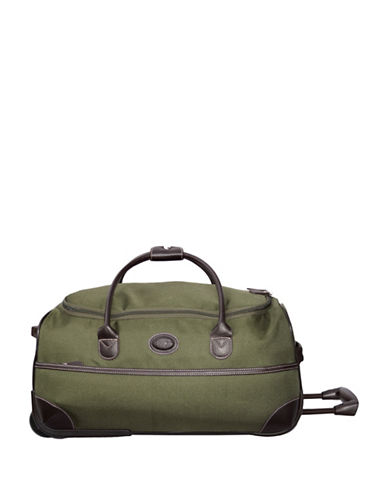 BricS Pronto 21 Inch Rolling Duffle-FOREST-21