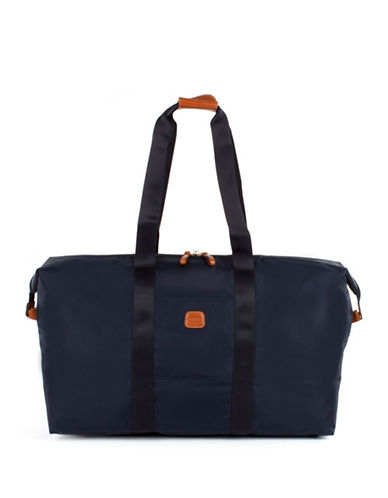 Bric'S X-Bag 22 Inch Folding Duffle-NAVY-22
