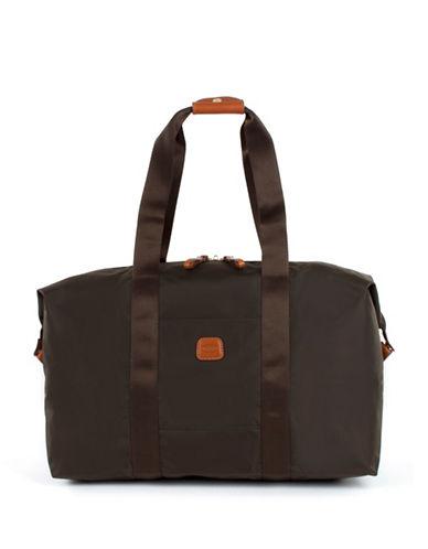 BricS X-Bag 18 Inch Folding Duffle-OLIVE-18