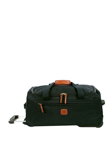 Bric'S X-Travel 21 Inch Rolling Duffle-OLIVE-21