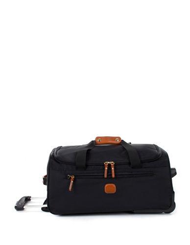 BricS X-Travel 21 Inch Rolling Duffle-BLACK-21
