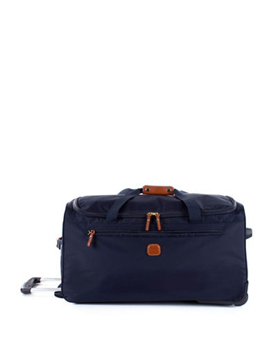 Bric'S X-Travel 28 Inch Rolling Duffle-NAVY-28